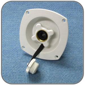 shurflo mains pressure regulator water inlet white usa f npt 3 4 carava. Black Bedroom Furniture Sets. Home Design Ideas