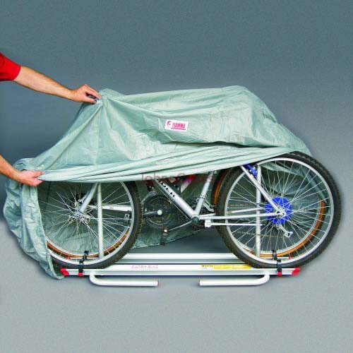 04502-01: Fiamma Bike Cover Caravan - Suit Front Mounted Bikes (2)