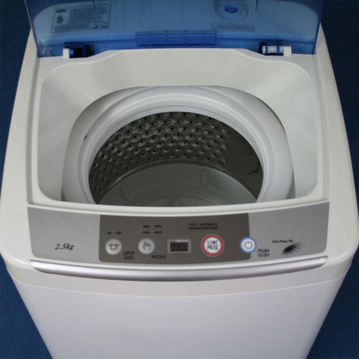 Mini Washing Machine ~ Caravansplus sphere automatic mini washing machine
