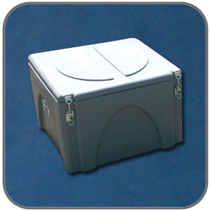 storage container lockable water u0026 dust resistant 600 x 600 x 400mm