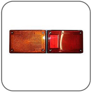 Narva 86050, Stop/Tail/Blinker, 400X127, no globes on
