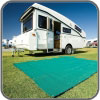 CGear Multimat, Annex Floor, 4.3m x 2.4m, with carry bag, grey&green