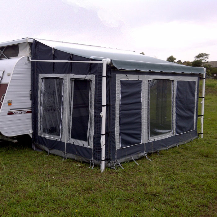 CaravansPlus | Coast Awning Wall Kit to suit 17ft Rollout ...
