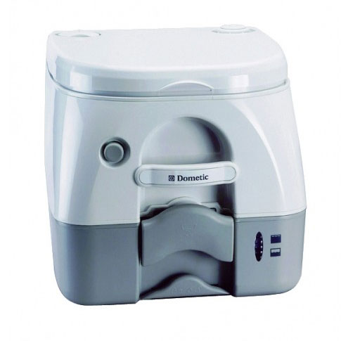 9.8 litre Sanipottie 972, 317mm high