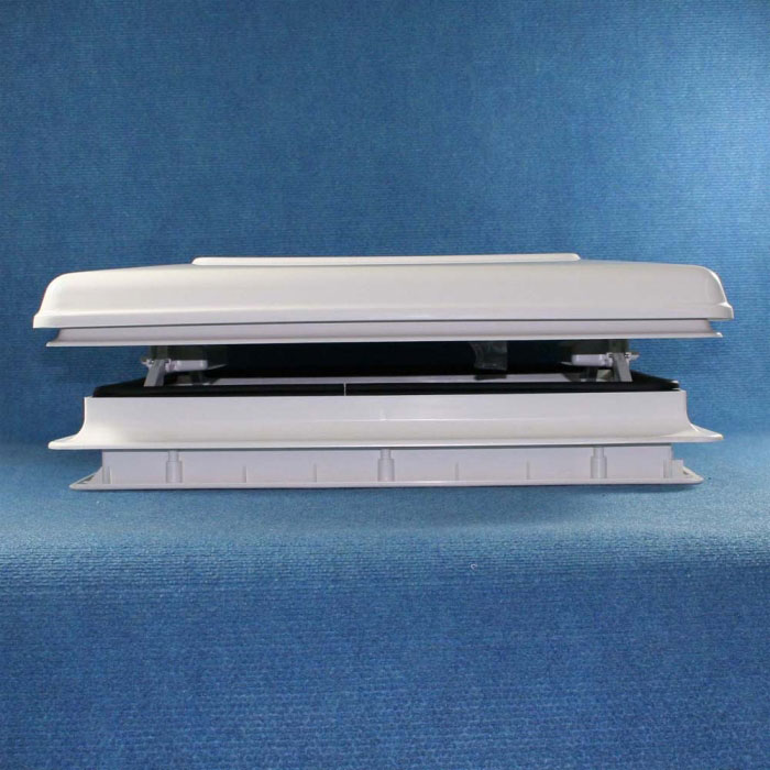Fiamma Roof Vent 50 - With Blind - 500x500mm - WHITE