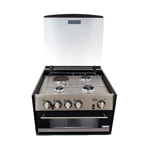 Electric Ovens With Amp Plug Glass Lid