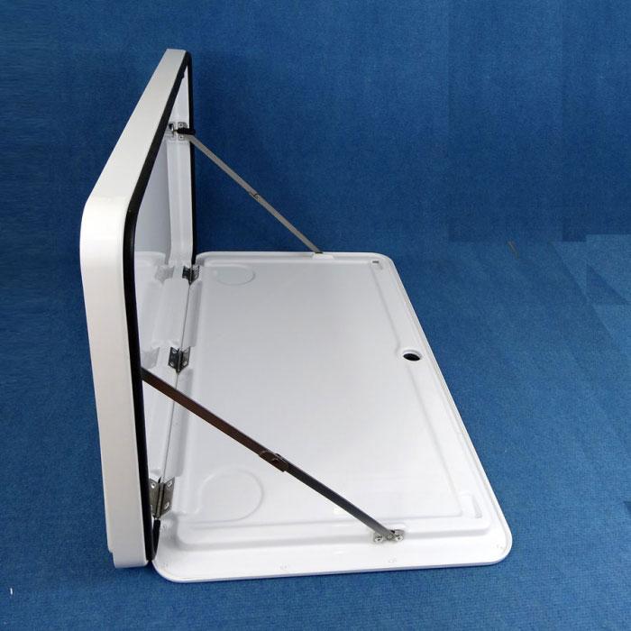 Beautiful Collapsible Folding RV Motorhome Coffee Table NEW Cherry  EBay