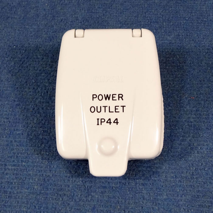 clipsal power outlets images