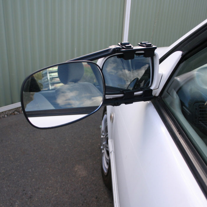 Towing Mirror - Mirror Mounted - Suit 4WD - Single
