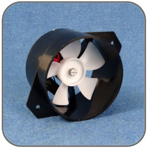 Caravansplus 12v Automatic Fridge Fan Fridge