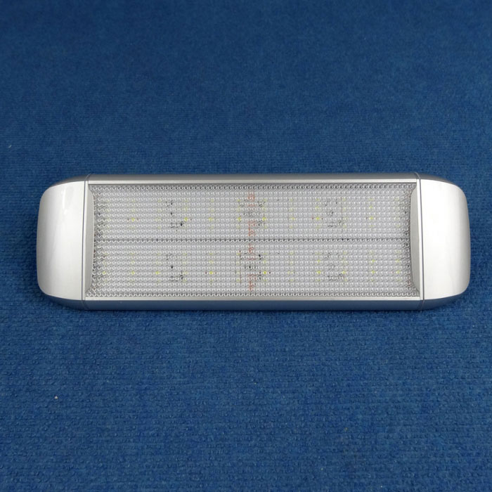 12V LED Slimline Surface Mount, 216 Lumens, Aluminium, 300x90mm
