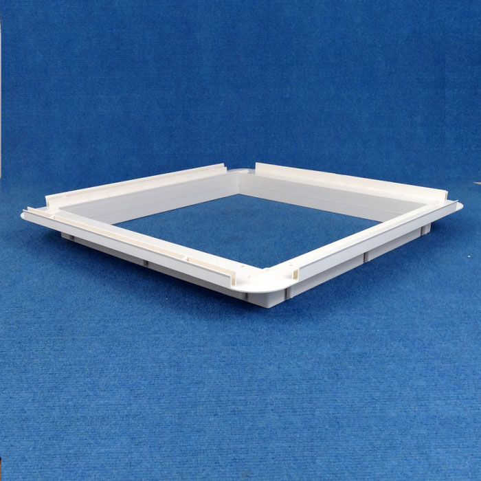 Mini Heki S Mounting Frame - Suit Roof Thickness 25mm > 58mm