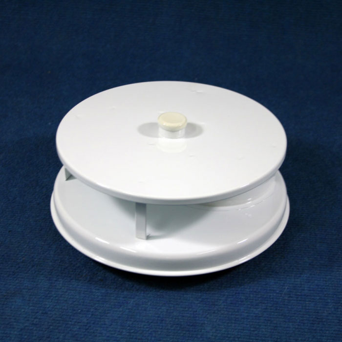Caravansplus Rotary Vent 240mm Dia X 110mm High Metal