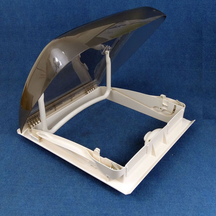 Dometic Mini Hekiplus Skylight - 400x400mm - Suit Roof Thickness 43-60mm