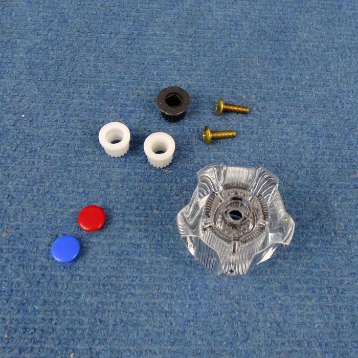 CaravansPlus: Spare Knob - Suit Fold Down Single Tap | Tap & Shower