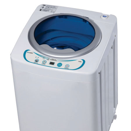 Caravansplus Camec 240v Compact Rv Washing Machine 2