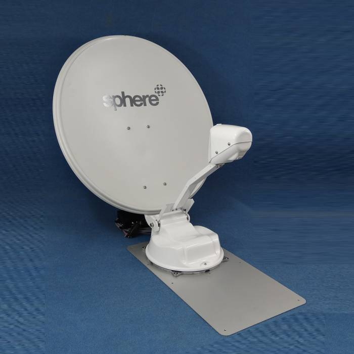 SPHERE: SSA-850 RV Automatic 12V Satellite System