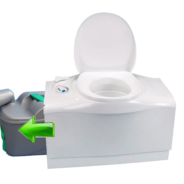 Cassette Toilet For Rv
