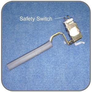 washing machine safety switch