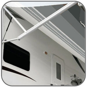 CaravansPlus | Dometic Power Awning 15ft - Granite ...