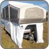 Camper Trailer Bed End Garages Suit Jayco Touring Onroad - 1400mm High