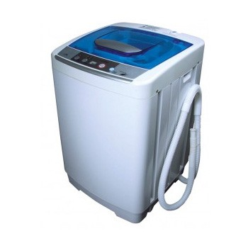 Sphere Automatic Mini Washing Machine - 3.3kg Capacity