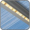 3.5m LED Strip Light, White, suit Awnings