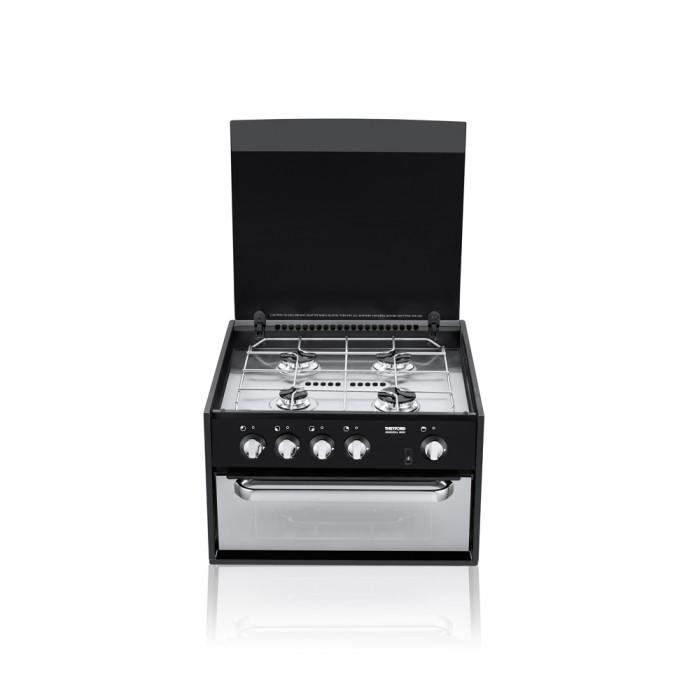 caravansplus spinflo minigrill mk3 4 burner cooktop. Black Bedroom Furniture Sets. Home Design Ideas