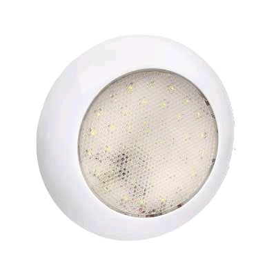 NARVA 9V to 33V LED Interior Lamp, 145mm dia., White Base