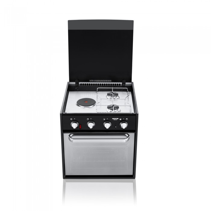 Spinflo Triplex MK3 - Stove / Grill / Oven - Gas & Electric. 463h-445w-493d