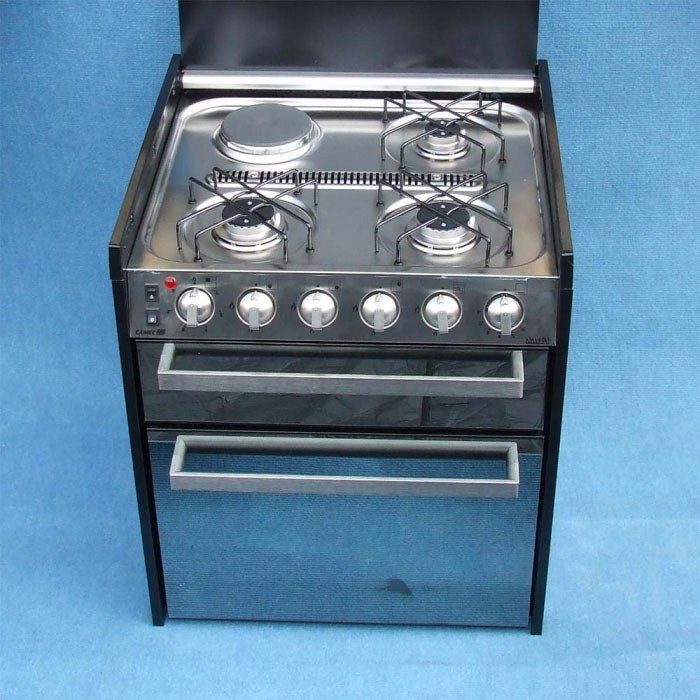 Can perform charles cooktop induction porter