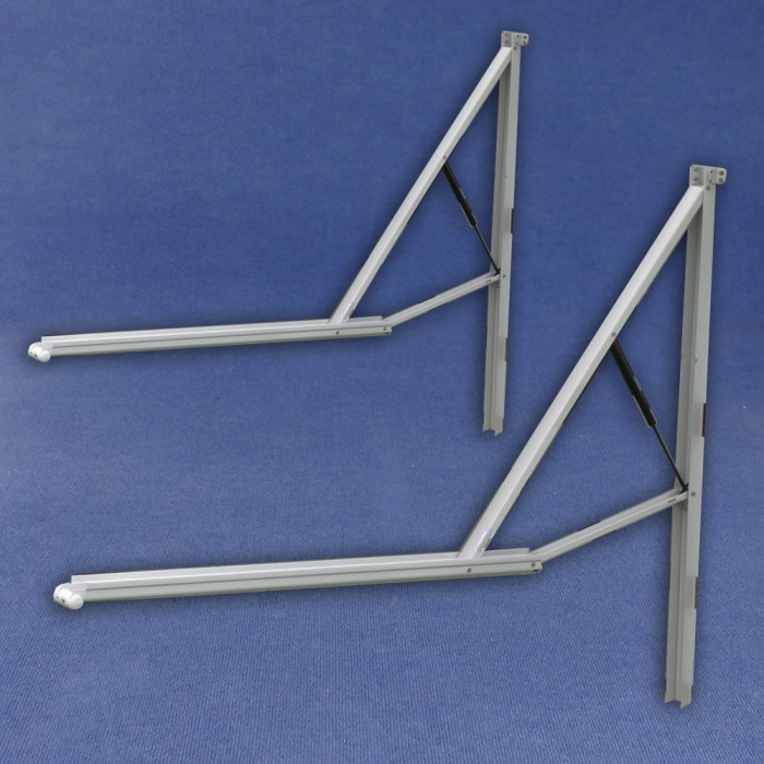 Power Awning Hardware Shown