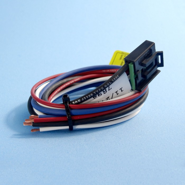 spare wire harness  suit tekonsha prodigy / p2 / p3 / guardian brake  controllers