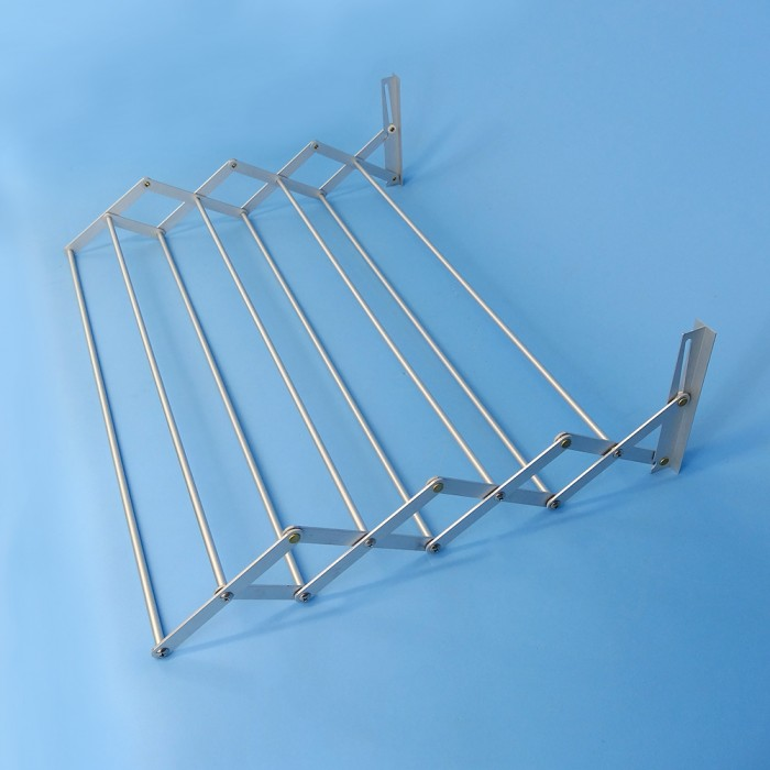 Sphere Expanding & Removable Clothes Rack - 840mm