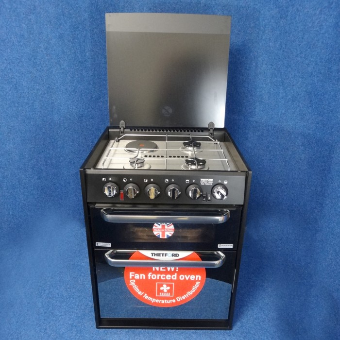 Spinflo Caprice MK3 Fan Forced Oven - Stove / Grill / Oven - Gas & Electric. 646h-496w-493d
