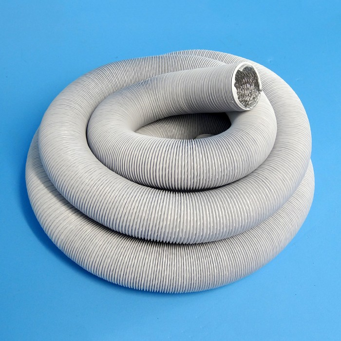 7001001: 60mm Air Conditioner Ducting 10 Metre Roll - Suit Aircommand Sandpiper / Truma Saphir / Climaster