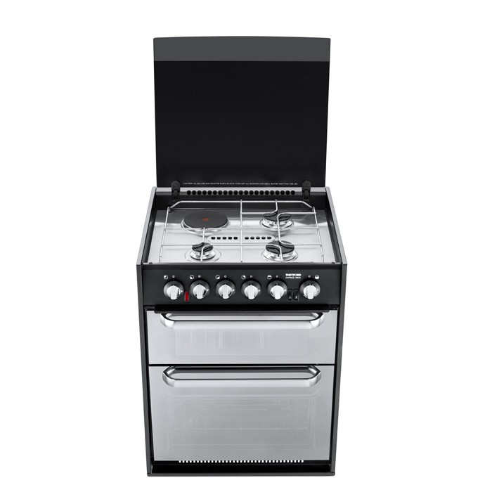Spinflo Caprice Mk3 - Stove / Grill / Oven - Gas & Electric. 646h-496w-493d