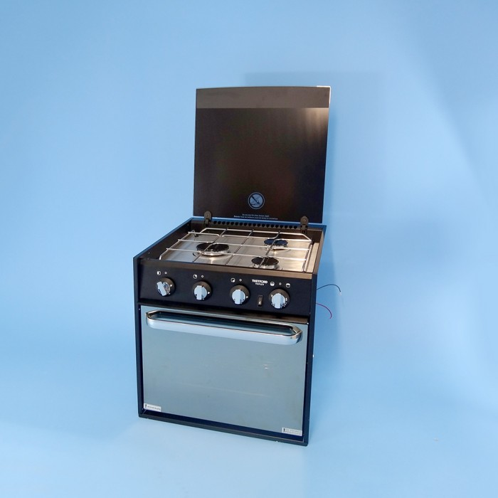Spinflo Triplex MK3 - Stove / Grill / Oven - Gas Only. 463h-445w-493d