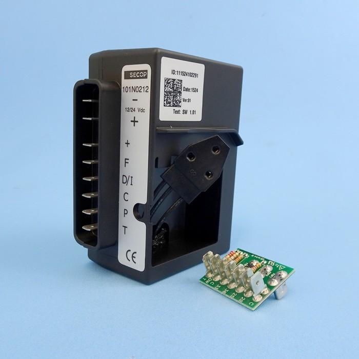 Danfoss Bd35 Bd50f 12 24 Volt Electric Control Unit