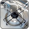 Smev 8000, 2 Burner Hotplate With Lid