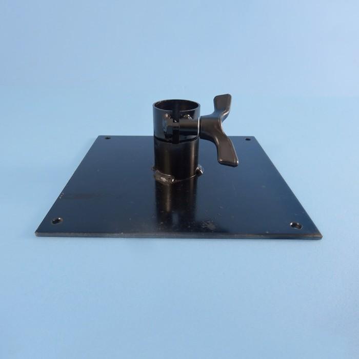 Table Mounting Plate : Caravansplus swinger piece table leg tables legs