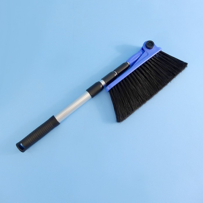 New Adjustable Broom With Dust Pan camco 43623