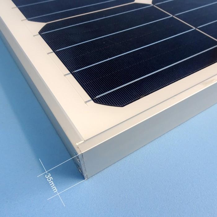 Caravansplus Coast 160watt Solar Panel Mono Crystalline
