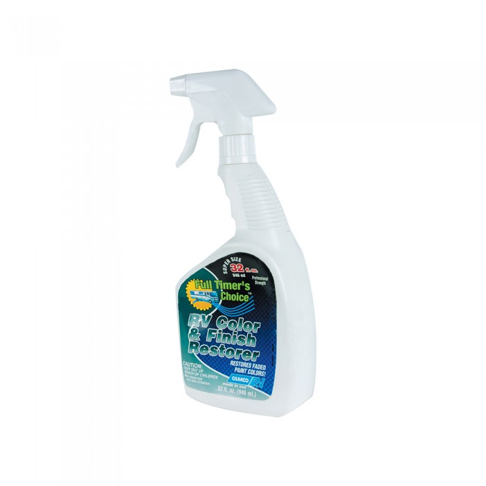 Camco RV Colour & Finish Restorer - 946ml Spray Bottle