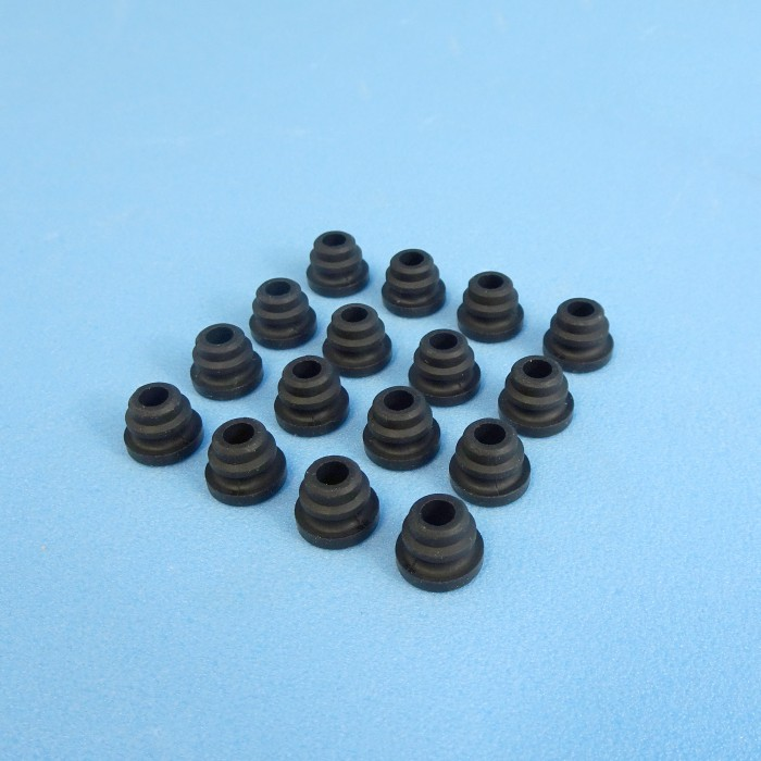 Pan Support Grommet - Suit Smev Cooktops (16 Pack)
