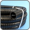 38mm Corrugated Hose, Black, Per Metre