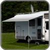 CAREFREE Freedom 12v Box Awning - 2.5m - Silver Shale Fade