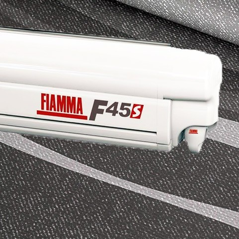Fiamma F45 S Awning - 3.5m - Deluxe Grey