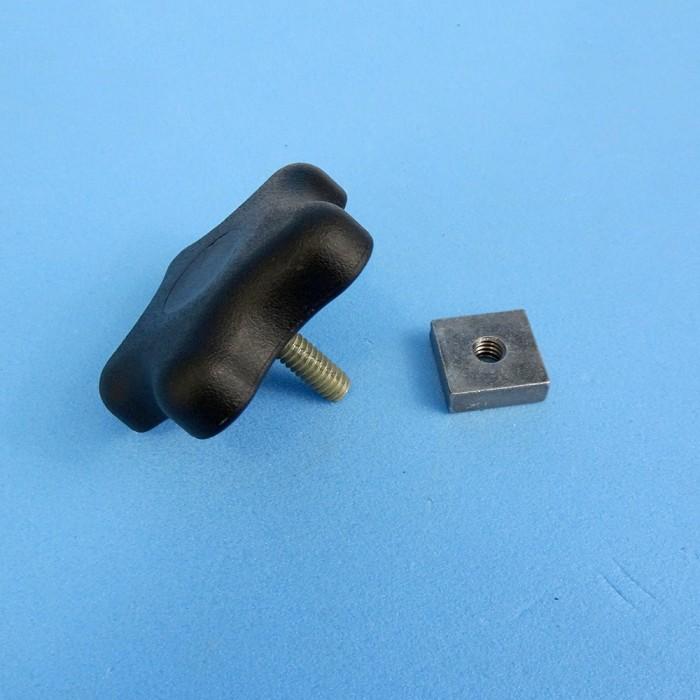 Dometic A/&E Awning 3311578.001 Knob /& Nut Assembly
