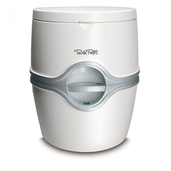 Thetford Toilet Porta Potti Excellence - Large, Battery Operated Pump